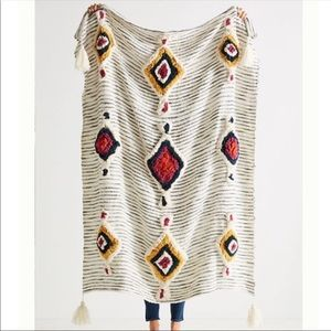 Looking to BUY Anthro Tufted Ayla Throw Blanket